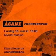 Åsane Fotball - Fredrikstad FK