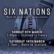 Six Nations: Scotland Vs France