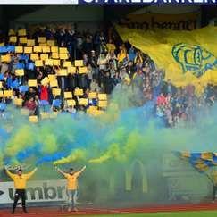 FK JERV mot Aalesund FK