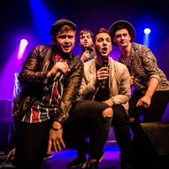 Best of Boy Bands 90's Tribute Night