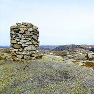 Navarshei ifrå Lauperaksvegen – fjelltur utanfyre uppmerkt stig