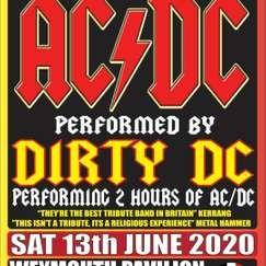 Dirty DC: AC/DC Tribute