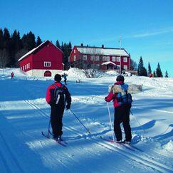 På ski til Rønningen - 11 km