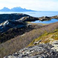 Fjelltur til Pallvatnet i Bodø
