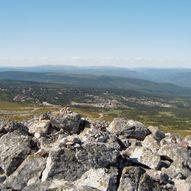 Trysilfjellet 1132 sør (rute 30)