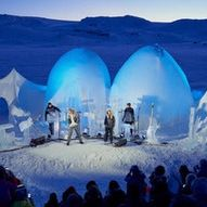 Ice Music Festival - Midnight & Full Moon Concert - AVLYST
