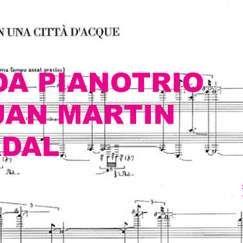 Cikada Pianotrio med Jan Martin Smørdal:  Sciarrino / Smørdal