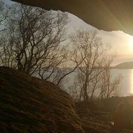 Kalvhammarfjellet, Sundafjellet, Sunnahallin og Urdsøra i Osen