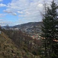 Grønne sykkelruter: Løvstien fra Fyllingsdalen til Solheimslien