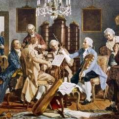 Haydn på 123 - JESU SYV ORD PÅ KORSET