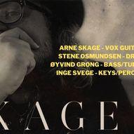 Skage - plateslippkonsert