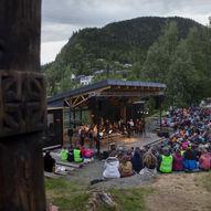 Valdres sommersymfoni  Åpningskonsert: Ilden tennes