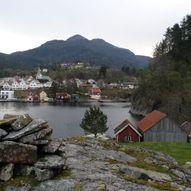 Høsebrua - Fiskeberget
