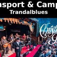 Trandal Bluesfestival - CAMPING & TRANSPORT