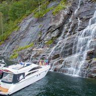 Fjordcruise til Mostraumen
