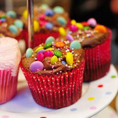 Pynt din egen muffins