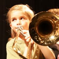 Barnas jazzscene 27. november