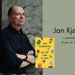 Jan Kjærstad -en forfattersamtale