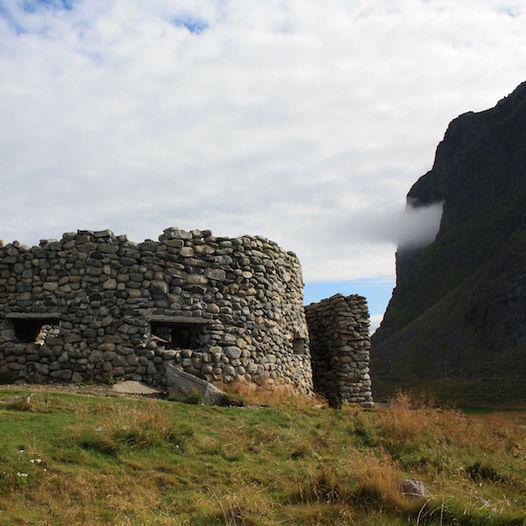 Eggum rasteplass, Lofoten