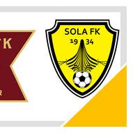Vikings Fotballskole hos Sola FK