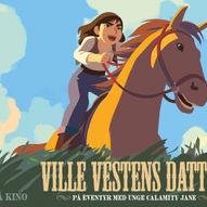 Knøttekino - Ville vestens datter