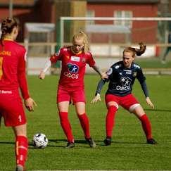 Røa Dynamite Girls - Hønefoss