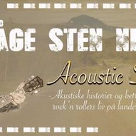 Åge Sten Nilsen Acoustic Stories // Sommerteltet - Egersund