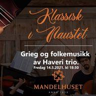 Klassisk i Naustet - Grieg og folkemusikk