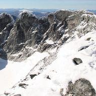 Snøhetta 2286 moh. til Snøheim