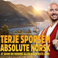 """Terje Sporsem - """"Absolute Norsk"""" - Kulturfabrikken"""