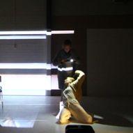 Kunstnerskapsdeling: Verksted - Engelen / Tonje Sannes, Anne May Fossnes & Arne Kjelsrud Mathisen - Ravnedans 2021
