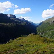 Sørmo (Sørdalen) til Lappjordhytta