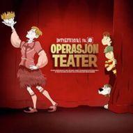 RIKSTEATRET: Detektivbyrå nr. 2 - Operasjon Teater