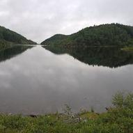 Tur frå Hannisdal til Askelandsvatnet på god sti