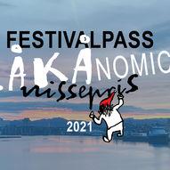 Festivalpass til nissepris! KÅKÅnomics 2021