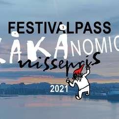 Festivalpass KÅKÅnomics 2021