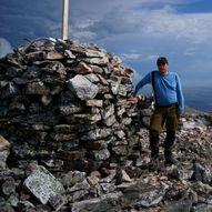 Topptur til Rásttigáisá 1066 moh. i Tana kommune