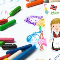 Last ned gratis aktivitetsark med 17. mai-tema