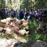 Naturreservat- og gruvetur i Nedre Eiker