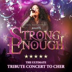 Strong Enough: The Ultimate Tribute to Cher