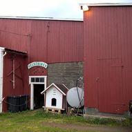 Nils-Pers gårdsmuseum Kveøy