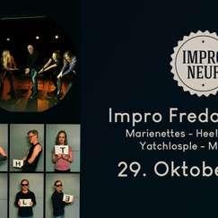 Impro Neuf Fredagsshow! 29Okt2021