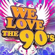 We Love The 90s 2020 -10th Anniversary Show FLYTTET TIL VALLHALL ARENA