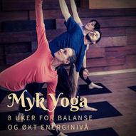 Myk Yoga | 8 ukers kurs