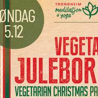 Vegetar Julebord 5. Desember