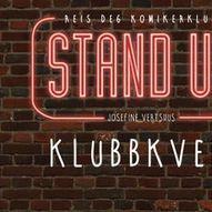 Stand Up / Klubbkveld