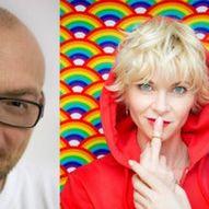 Bertine Zetlitz og Bugge Wesseltoft