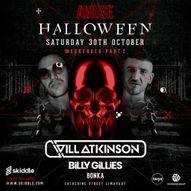 Amuse halloween weekender Part 1 Will Atkinson & billy gillies