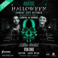 Halloween Weekender Pt.3 Carnival Of Horrors