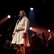 Arktisk aften - Kalle Urheim med band